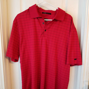 XL Tiger Woods  Nike FIT Dry Polo Shirt Men